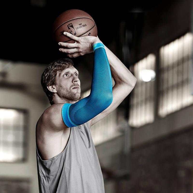 Compression Sport Sleeve Dirk Nowitzki