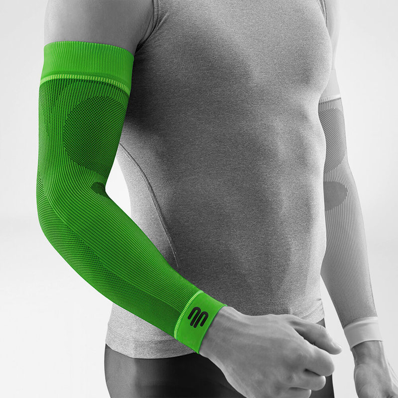 Compression Sport Sleeve green