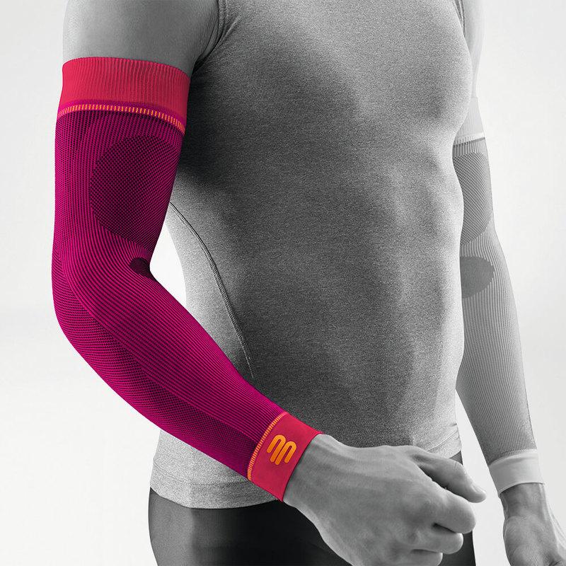 Compression Sport Sleeve pink