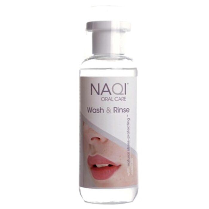 Naqi Oral Care Wash and Rinse