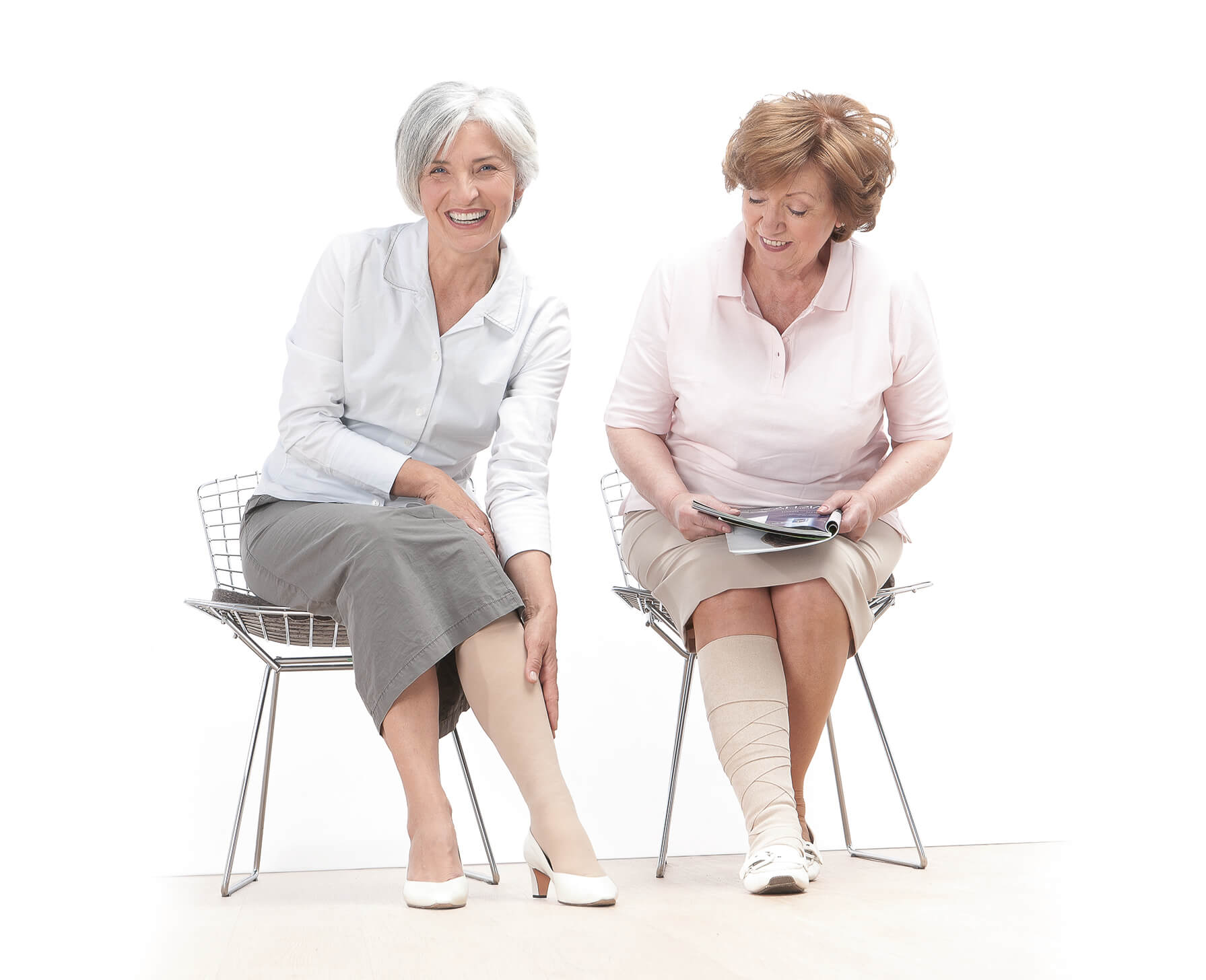 VenoTrain® ulcertec tõestatud parem ravitoime elastiksidemetega võrreldes