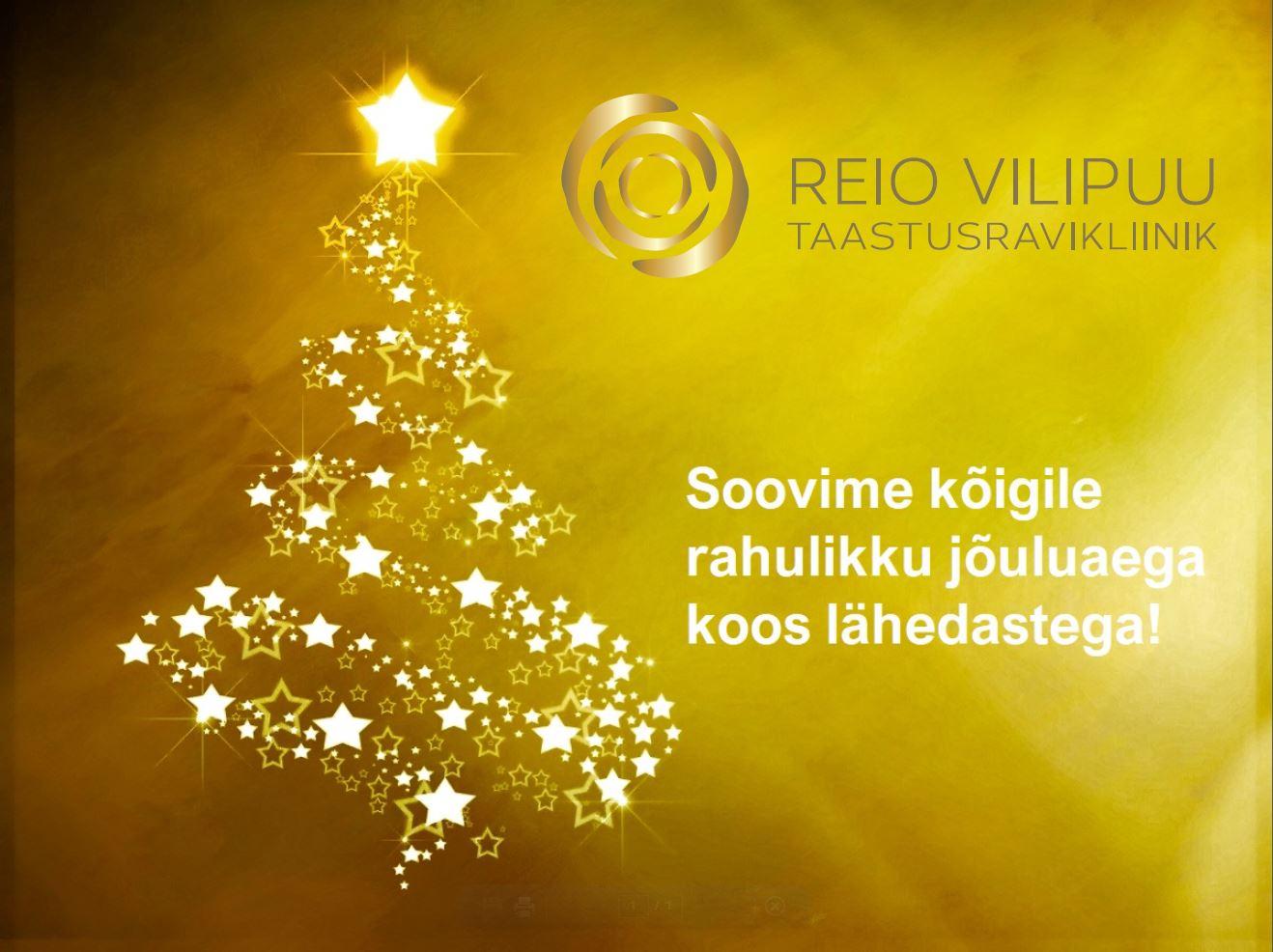 Rahulikke jõule!